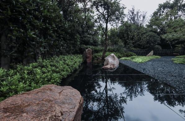 方塘院:似水非水 / 未相景观