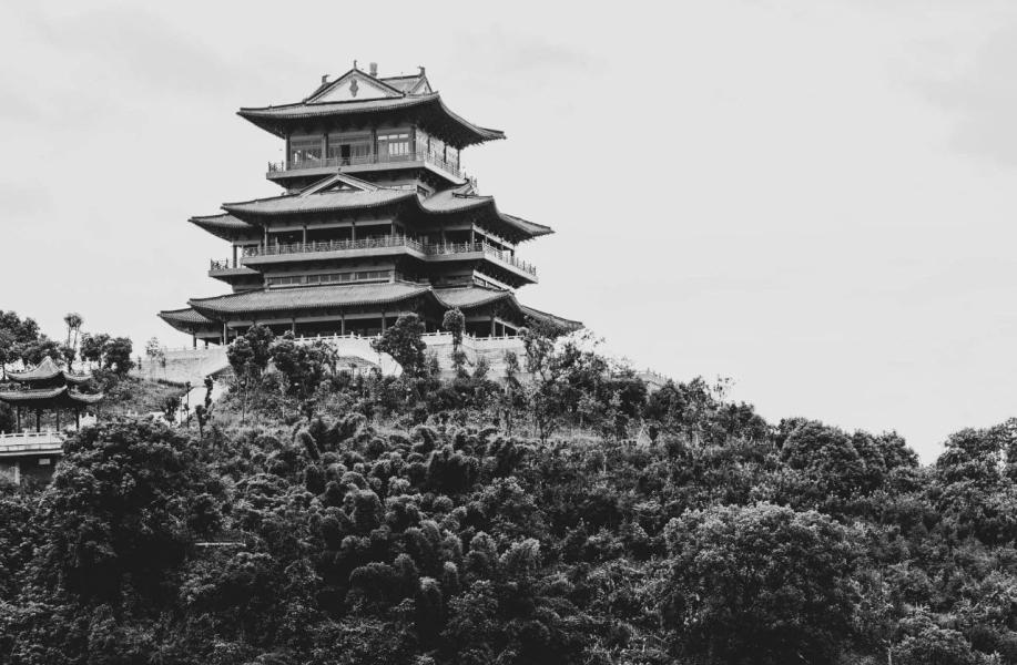 沙县和奈良 , 平行世界的交集