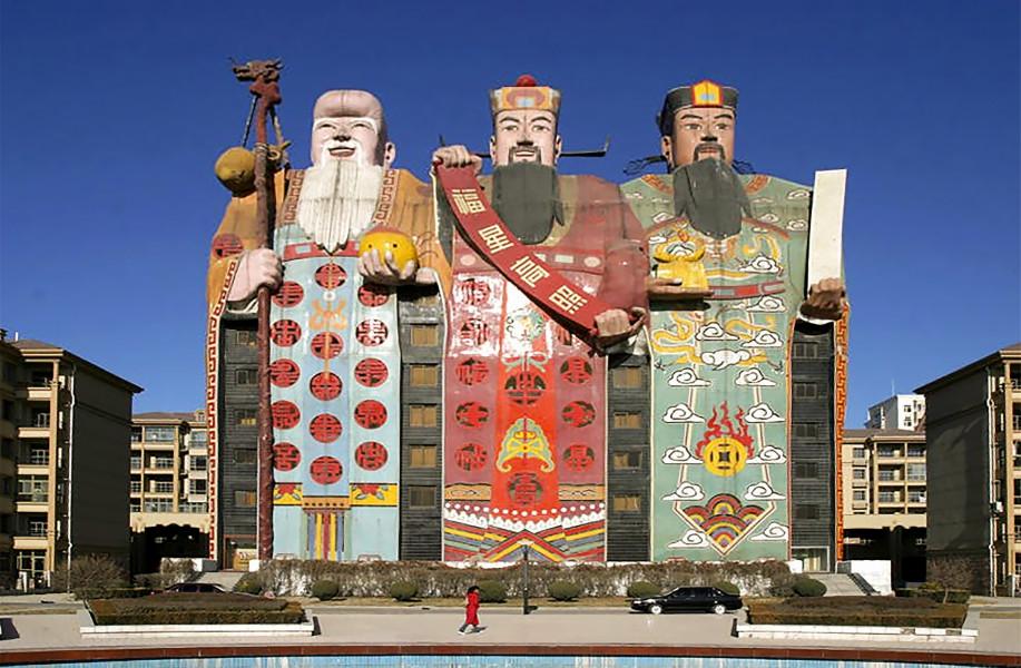 除了建筑形象,建筑学专业人士和公众还可以交流些什么?