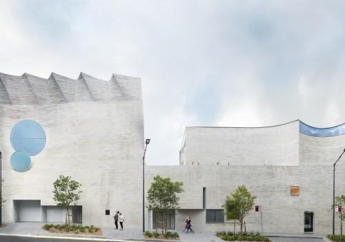悉尼凤凰中央公园艺术综合体 / JWA+Durbach Block Jaggers Architects