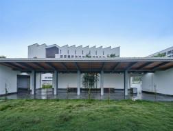 四水归堂:安徽艺术学院听雨轩 / 同济大学建筑设计研究院