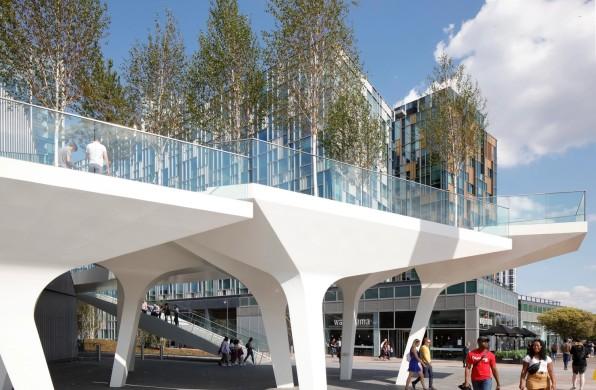DS+R等为伦敦打造首个高架人行道