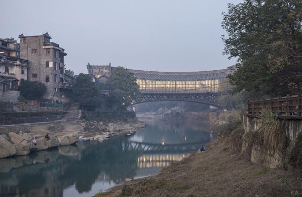 建筑地图 | 湖南:江山如此多娇