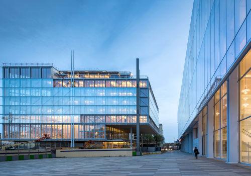 """皮亚诺工作室新作:巴黎律师协会总部,""""透明""""的实体与象征"""