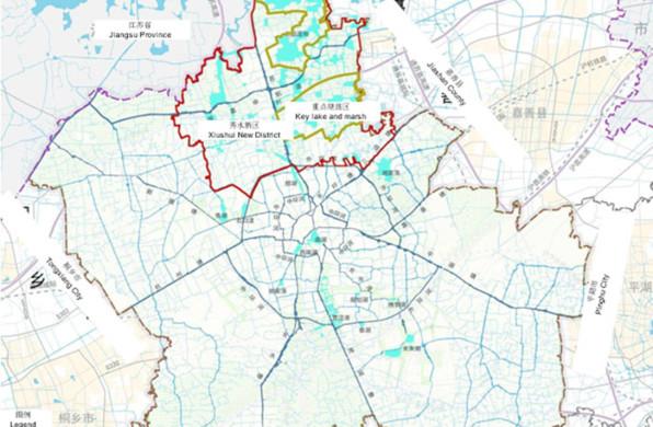 长三角生态绿色一体化发展示范区重点湖荡区概念设计方案国际征集