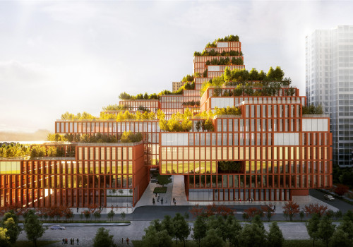 方案 | 疗愈之山:深圳创新创业无障碍服务中心 / 博埃里建筑设计事务所