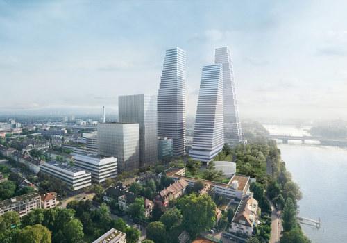 赫尔佐格与德梅隆将为罗氏设计新楼,三座阶梯形塔楼组成视觉焦点