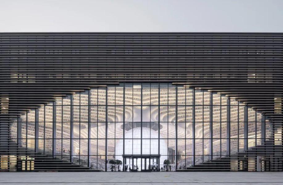 建筑地图 | 天津:新印象