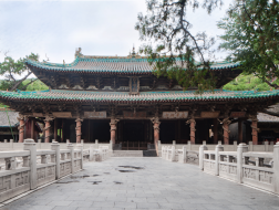 晋祠-中国古建巡礼01