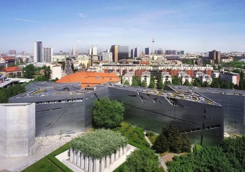 丹尼尔·李布斯金作品:柏林犹太人博物馆,以解构重塑认知