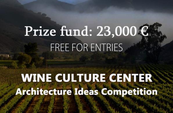 Wine Culture Center Architecture Ideas Competition