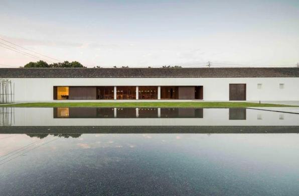建筑地图 | 江苏:丰饶之乡