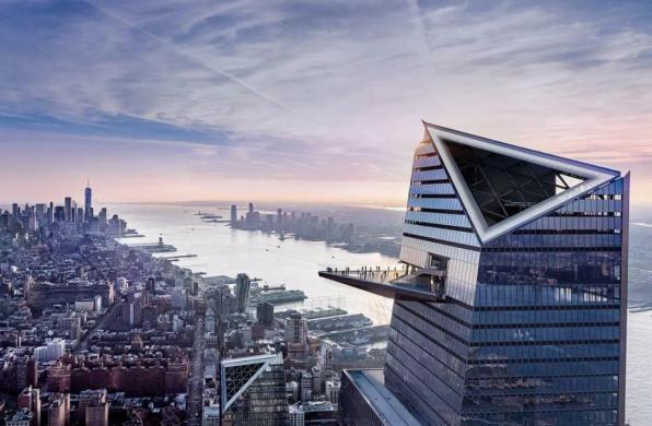 建筑地图 | 纽约:新建成