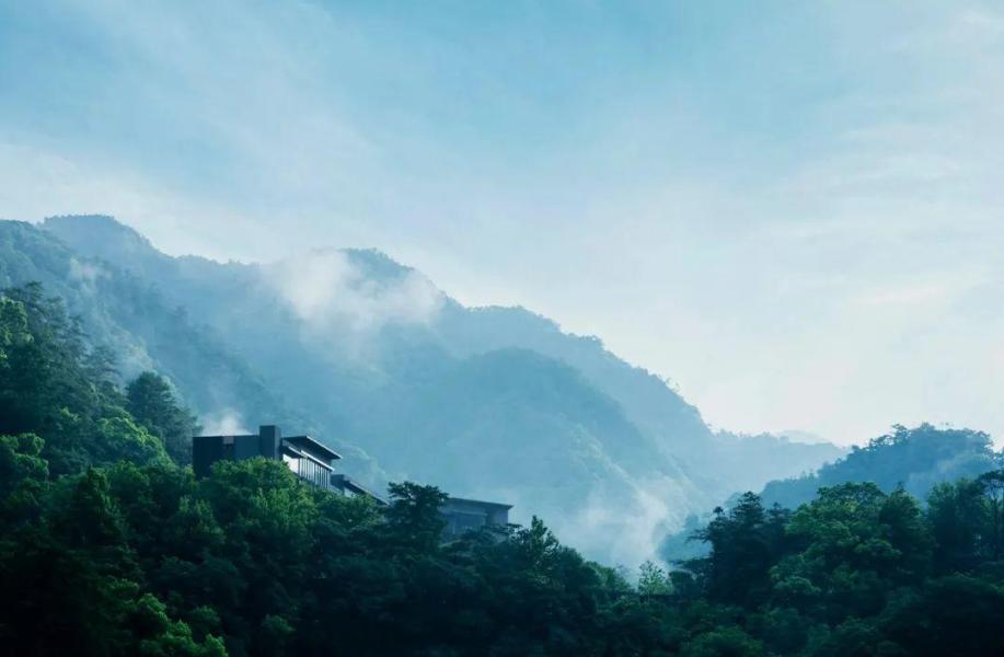 下榻地 | 虹夕诺雅谷关:另一种台湾