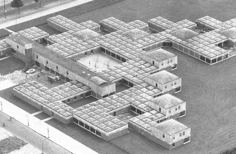 经典再读80 | 阿姆斯特丹孤儿院:建筑是一个小城市