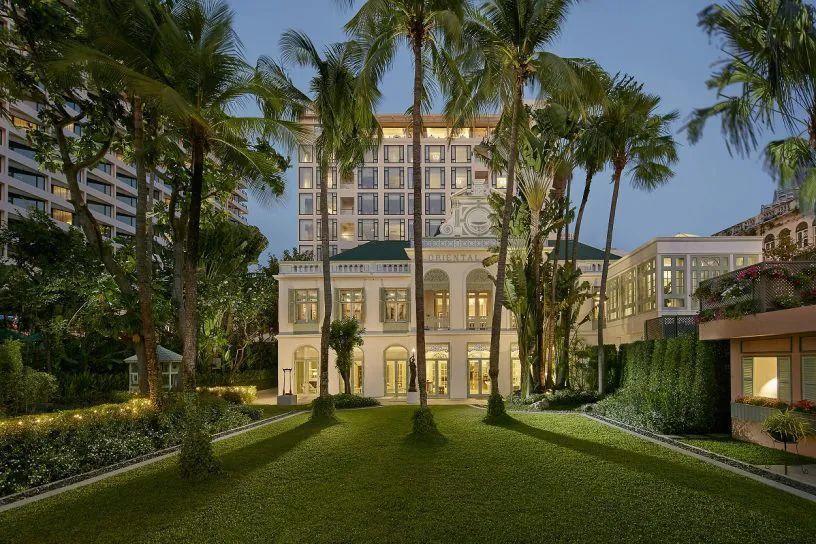 设计酒店35 | 曼谷文华东方:泰式优雅