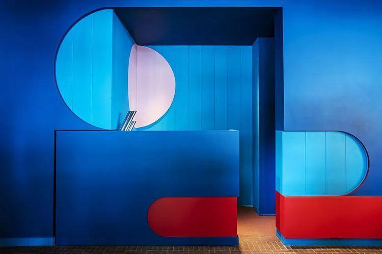 设计酒店37 | 伦敦标准酒店:一点顽皮