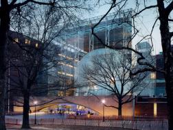 罗斯地球与太空中心:被照亮的球体 / ennead建筑事务所