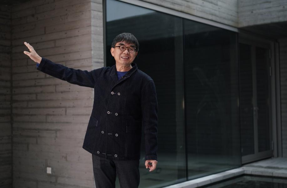 张永和:谈东钱湖大师工作室 | 有方专访