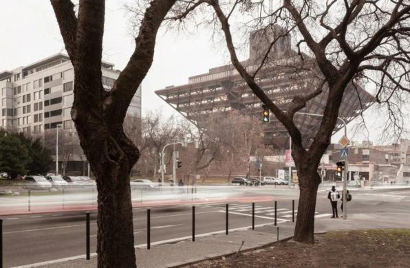 建筑地图100 | 夹缝中的布拉迪斯拉发建筑遗产