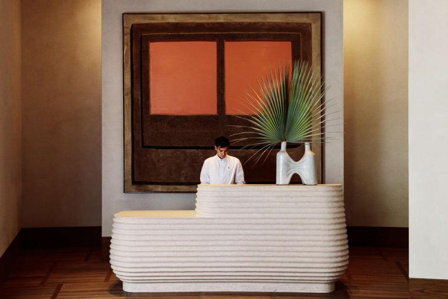 设计酒店38 | Santa Monica Proper Hotel:重新诠释加州的生活方式