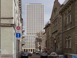 瑞士东部应用科技大学圣加仑应用技术学院 / Giuliani Hönger Architekten