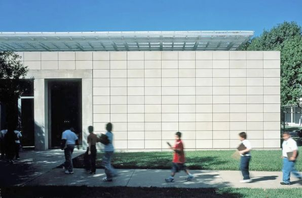 建筑地图104 | 休斯敦:博物馆散步