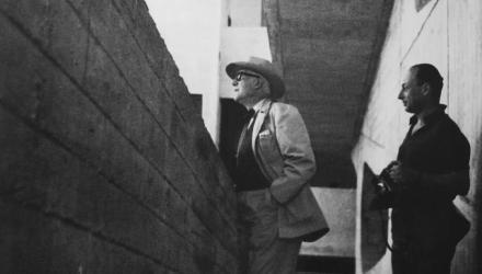 """吕西安·埃尔韦:成为勒·柯布西耶的""""御用摄影师"""""""
