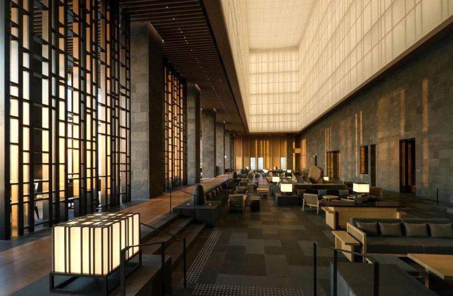 设计酒店39 | 安缦东京:空中楼阁