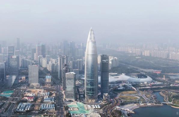 """第一次""""就地过年""""?北上深杭津的城市建筑地图奉上!"""