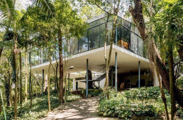 经典再读92 | 丽娜·博·巴蒂自宅:建筑作为生活的舞台