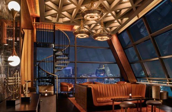 设计酒店41 | 曼谷瑰丽:奢华府邸