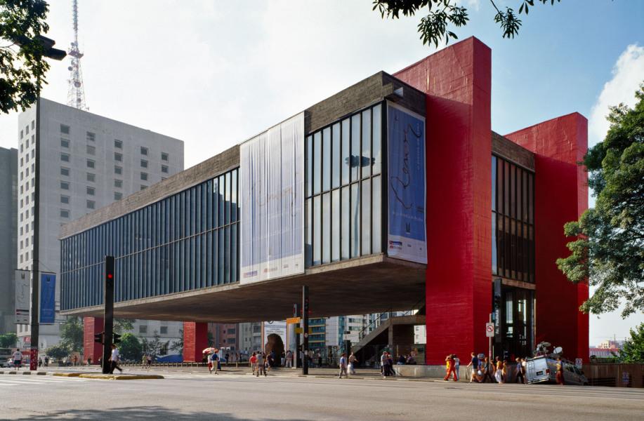 经典再读95 | 圣保罗艺术博物馆:巴西现代建筑、展陈与意识先锋