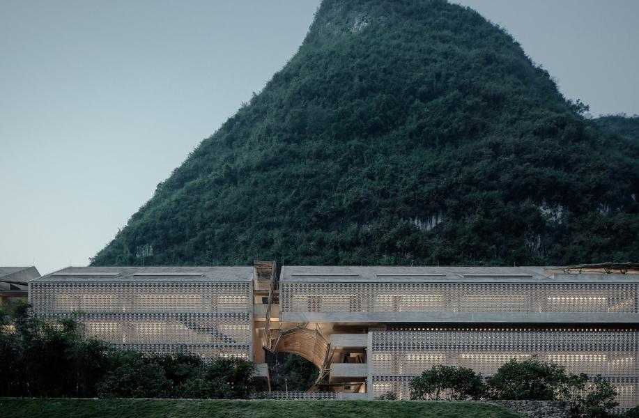 建筑地图112 | 广西:奇秀山水与建筑