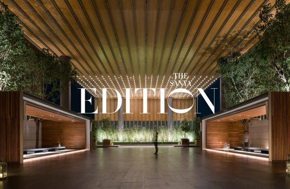 设计酒店45 | 三亚艾迪逊:安静的戏剧