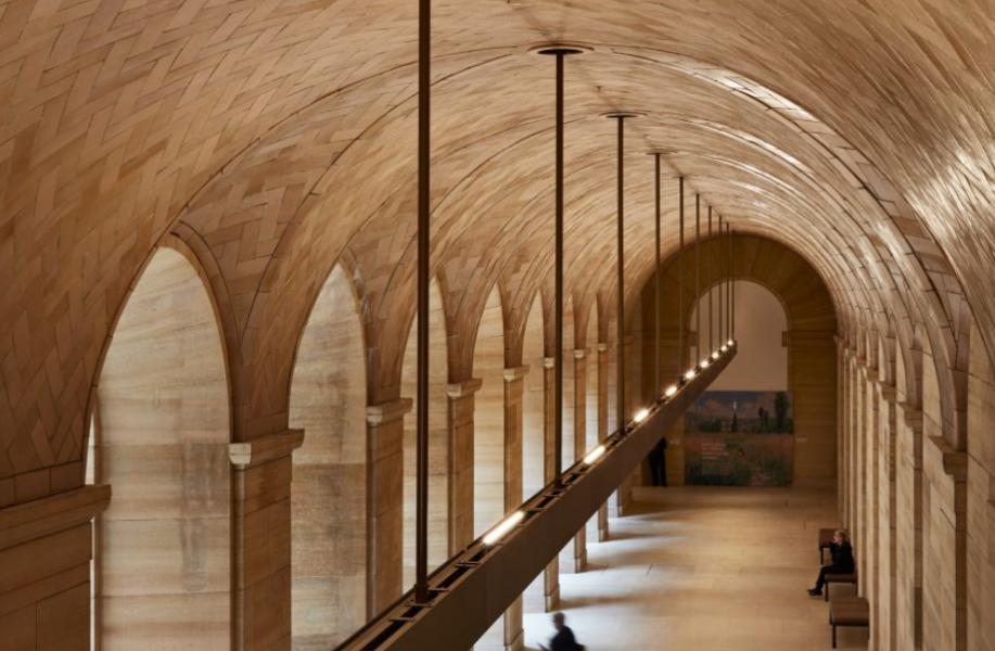 弗兰克·盖里新作:费城艺术博物馆改造,将于5月开幕