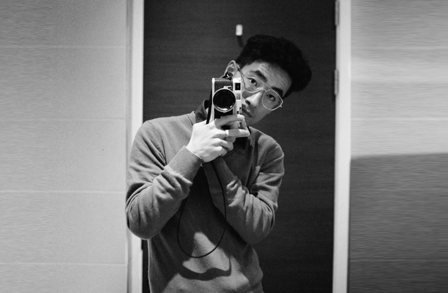 中国建筑摄影师36 | 朱润资:好的建筑摄影作品应该具有社会和时代特征