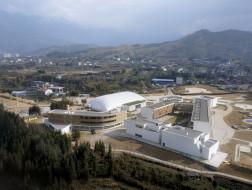 荥窑砂器博物馆:立面上的厚与实 / a9a建筑设计事务所