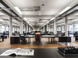 KAAN Architecten鹿特丹总部办公室 / KAAN Architecten