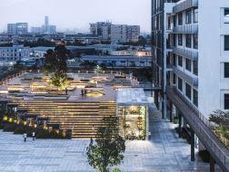 籽舍种植平台与体验馆 |The planting terrace and the experience pavilion