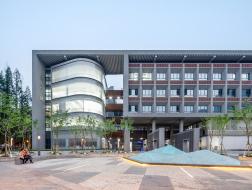 武汉大学当代楼:校园符号的当代演绎 / MENG本原设计研究院(深总院)