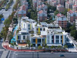 杭州滨兴月明幼儿园:共享与独有并重 / 九米设计