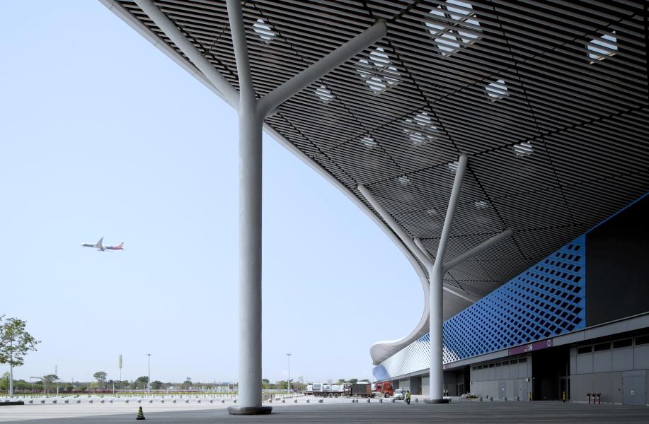 深圳国际会展中心 / 深圳市欧博工程设计顾问有限公司