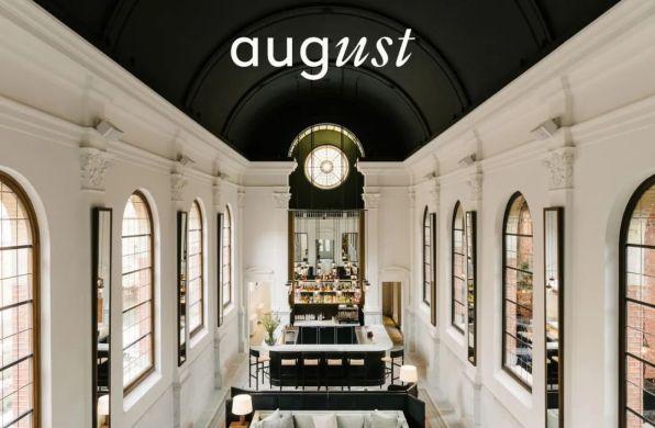 设计酒店48   August:把过去视为一份美丽的礼物