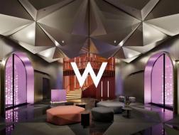 设计酒店45   大阪W酒店:别有洞天