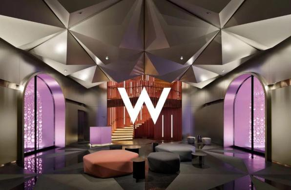 设计酒店45 | 大阪W酒店:别有洞天