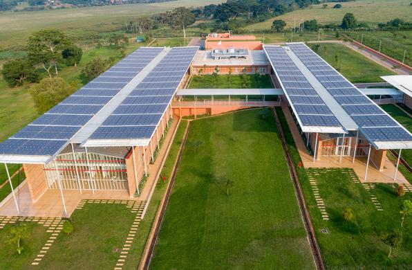伦佐·皮亚诺非洲首作:乌干达恩德培市儿童外科医院