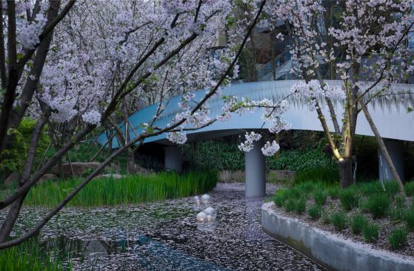 成都麓湖皮划艇航道景观设计 / 纬图设计机构