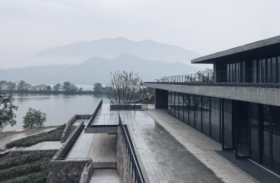 界定的风景:渔乡茶舍 / 孟凡浩-gad x line+