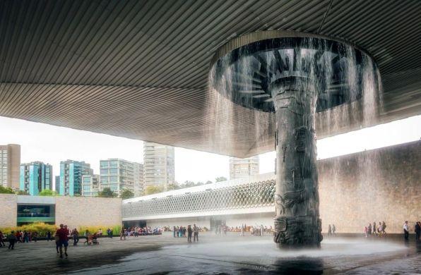 现代建筑,在玉米和辣椒的故乡 | 沉默的群星09
